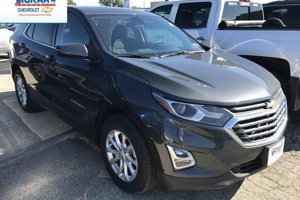 2018 Chevrolet Equinox LT  - Bluetooth -  Heated Seats - $207.59 B/W
