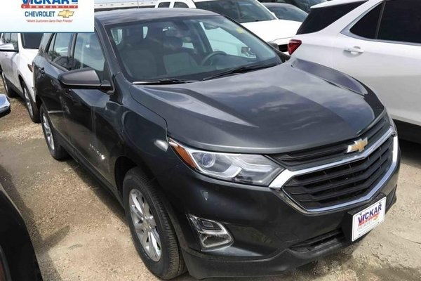 2018 Chevrolet Equinox LS  - Bluetooth -  Heated Seats - $179.95 B/W