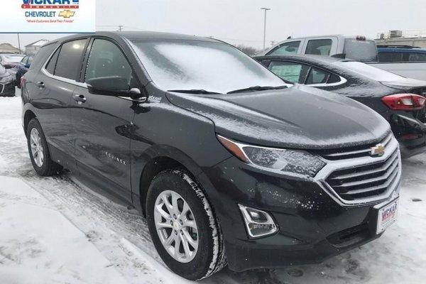 2018 Chevrolet Equinox LT  - Bluetooth -  Heated Seats - $200.16 B/W