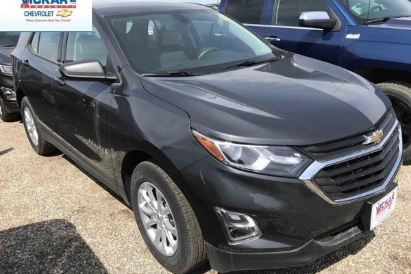 2018 Chevrolet Equinox LS  - Bluetooth -  Heated Seats - $166.14 B/W