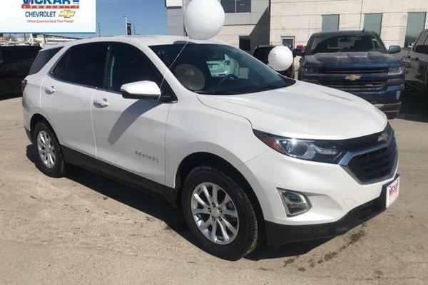 2018 Chevrolet Equinox LT  - Bluetooth -  Heated Seats - $242.02 B/W
