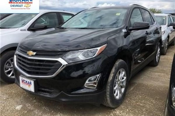2018 Chevrolet Equinox LT  - Bluetooth -  Heated Seats - $246.51 B/W