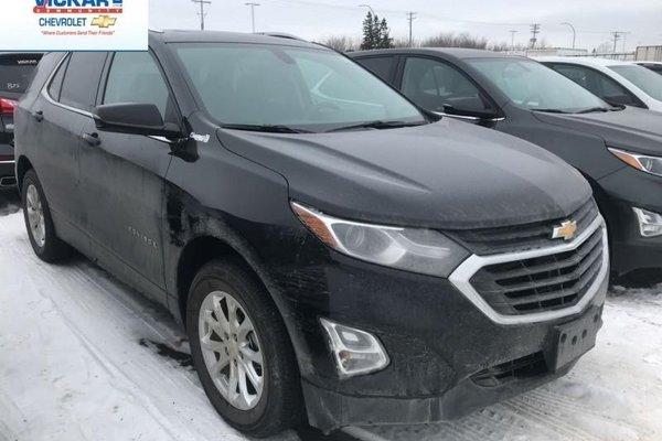 2018 Chevrolet Equinox LT  - Bluetooth -  Heated Seats - $205.16 B/W