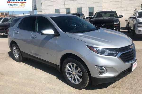 2018 Chevrolet Equinox LT  - Bluetooth -  Heated Seats - $171.97 B/W