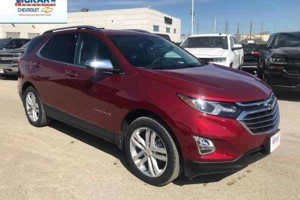2018 Chevrolet Equinox Premier  - Leather Seats - $253.41 B/W