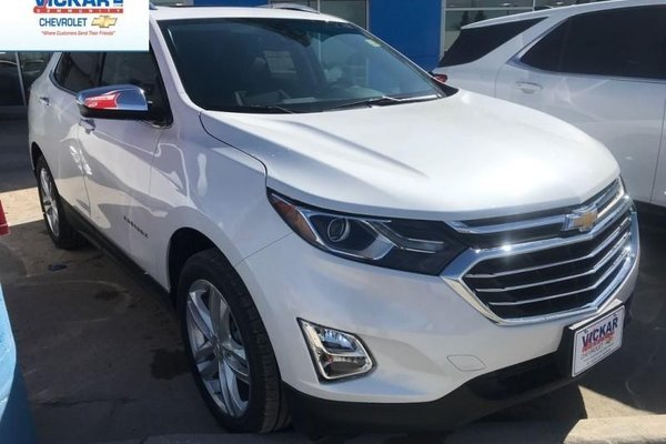 2018 Chevrolet Equinox Premier  - Leather Seats - $234.89 B/W