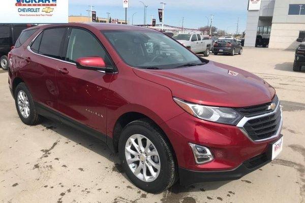 2018 Chevrolet Equinox LT  - $222.24 B/W