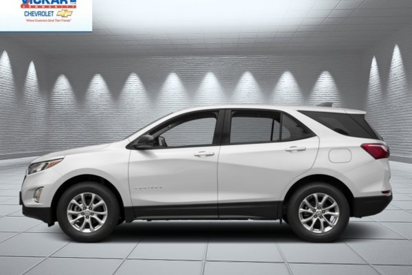 2018 Chevrolet Equinox LS  - Bluetooth -  Heated Seats - $162.80 B/W
