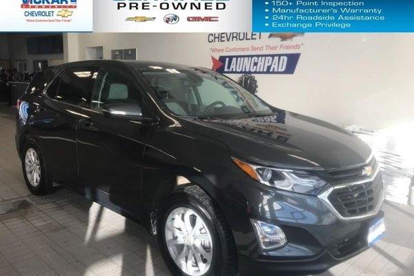 2018 Chevrolet Equinox LT  AWD, HEATED SEATS, REMOTE START  - $207.98 B/W