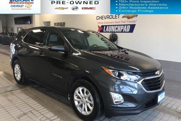 2018 Chevrolet Equinox LT  - $173.57 B/W