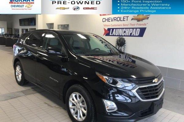 2018 Chevrolet Equinox LT  FWD, HEATED SEATS, REMOTE START  - $184.42 B/W