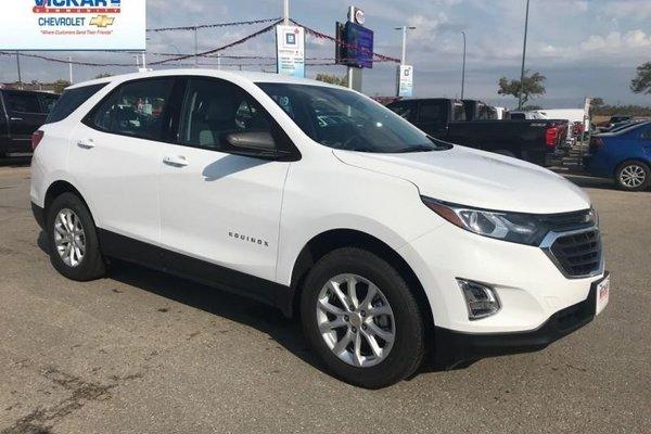 2019 Chevrolet Equinox LS  - $189.86 B/W