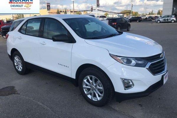 2019 Chevrolet Equinox LS  - $178.18 B/W