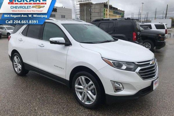 2019 Chevrolet Equinox Premier  - $247.86 B/W