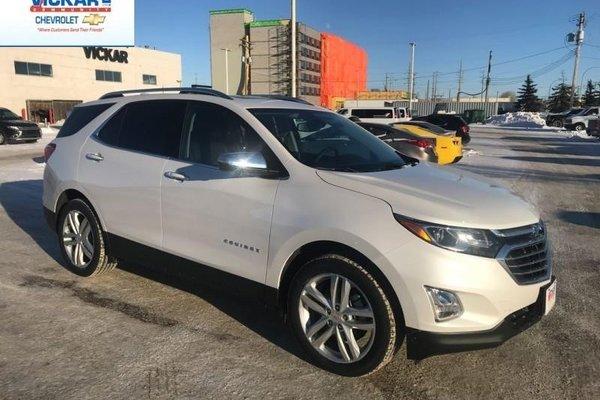 2019 Chevrolet Equinox Premier  - $268.03 B/W