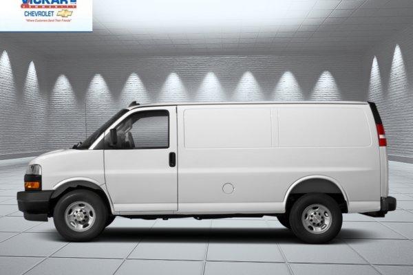 2018 Chevrolet Express Cargo Van WT  -  Power Windows - $311.70 B/W