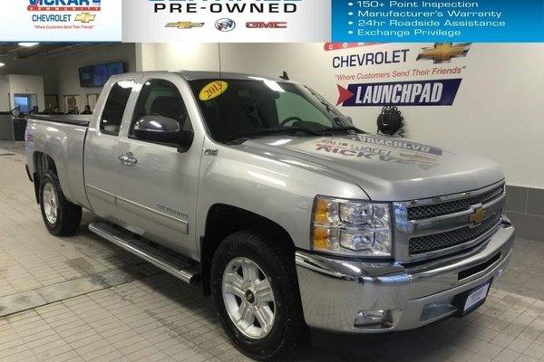 2013 Chevrolet Silverado 1500 LT   RWD, 5.3L V8,  BLUETOOTH,   - $167.01 B/W