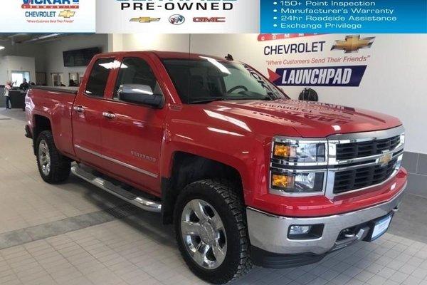 2014 Chevrolet Silverado 1500 LT  - $209.85 B/W
