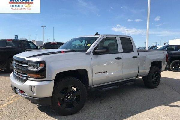 2017 Chevrolet Silverado 1500 LT  - Bluetooth - $308.05 B/W