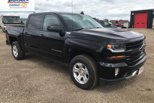 2018 Chevrolet Silverado 1500 LT  - $332.51 B/W