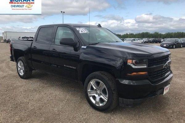 2018 Chevrolet Silverado 1500 Custom  -  Bluetooth - $358.52 B/W