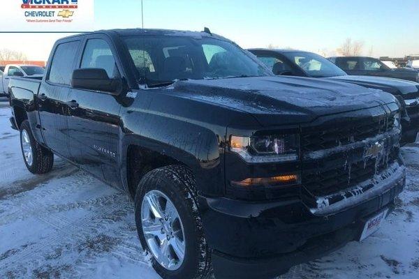 2018 Chevrolet Silverado 1500 Custom  -  Bluetooth - $304.55 B/W