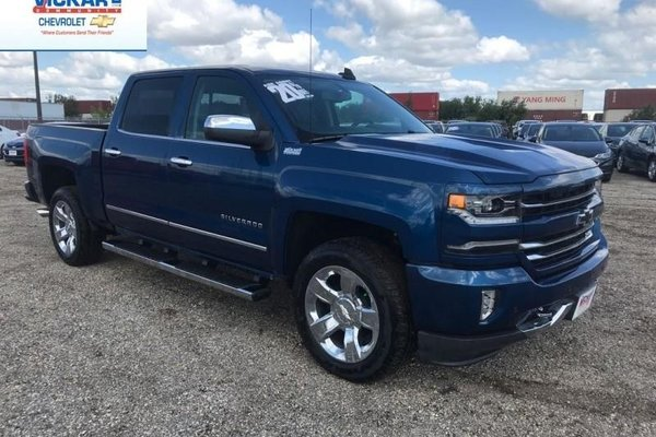 2018 Chevrolet Silverado 1500 LTZ  - $412.95 B/W