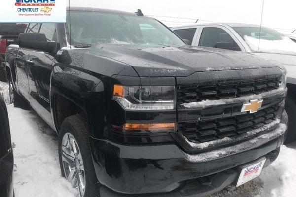 2018 Chevrolet Silverado 1500 Custom  -  Bluetooth - $307.51 B/W