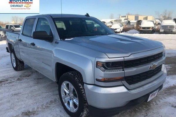 2018 Chevrolet Silverado 1500 Custom  -  Bluetooth - $312.90 B/W
