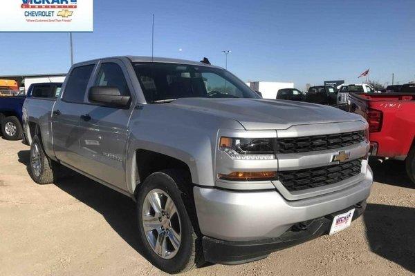 2018 Chevrolet Silverado 1500 Custom  - $294.81 B/W