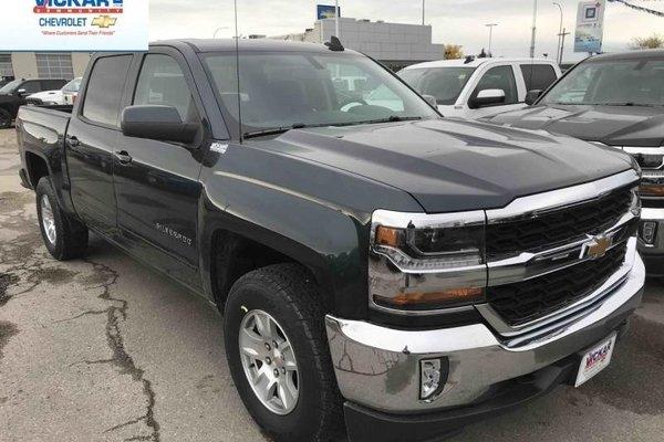 2018 Chevrolet Silverado 1500 LT  - Bluetooth - $338.91 B/W