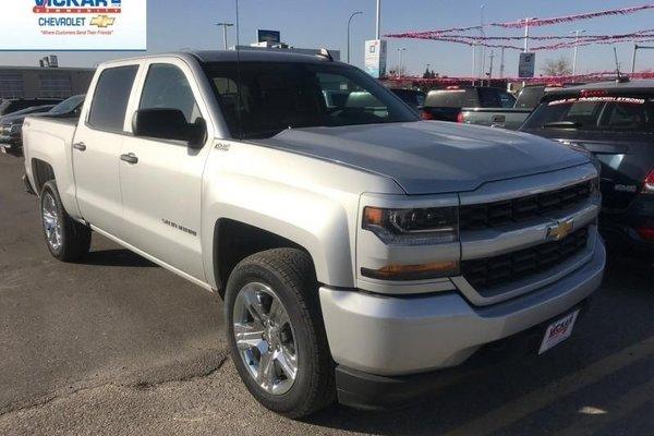 2018 Chevrolet Silverado 1500 Custom  - $286.99 B/W