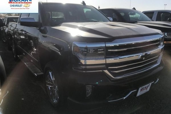 2018 Chevrolet Silverado 1500 High Country  - Navigation - $459.79 B/W