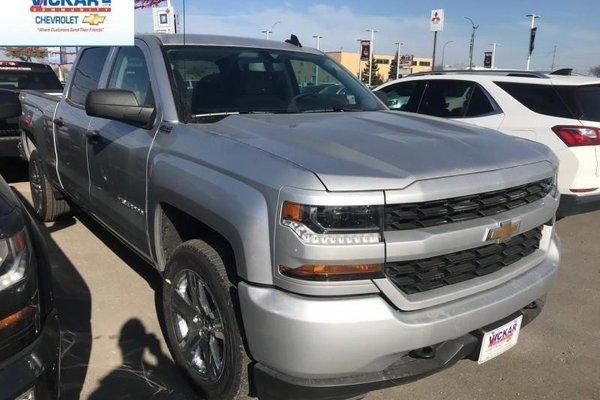 2018 Chevrolet Silverado 1500 Custom  - $298.21 B/W