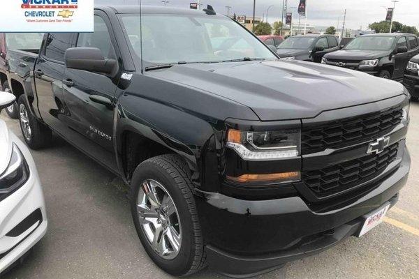 2018 Chevrolet Silverado 1500 Custom  - $294.57 B/W