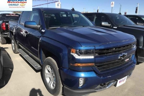 2018 Chevrolet Silverado 1500 LT  - Bluetooth - $361.03 B/W