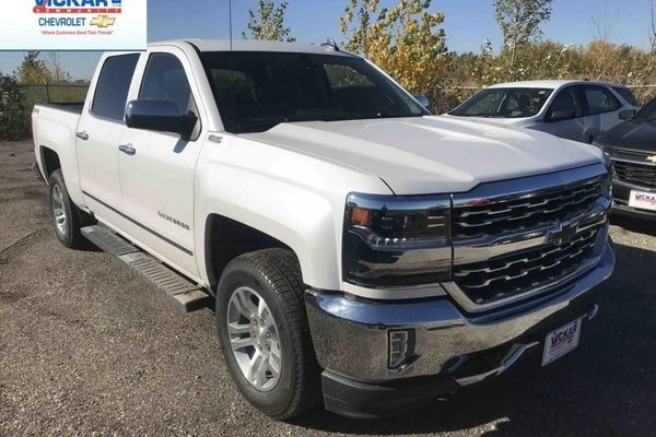 2018 Chevrolet Silverado 1500 LTZ  -  Heated Seats - $384.53 B/W