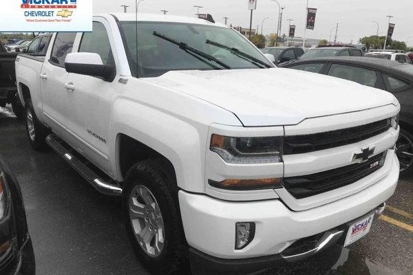 2018 Chevrolet Silverado 1500 LT  - Bluetooth - $372.50 B/W