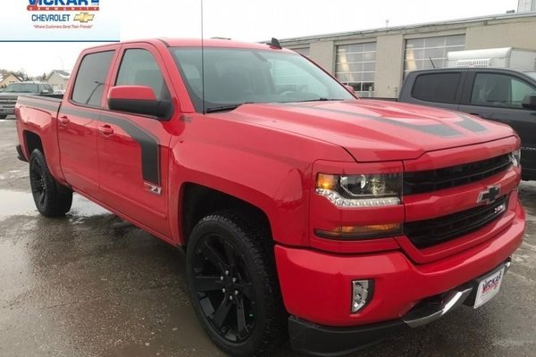 2018 Chevrolet Silverado 1500 LT  - Bluetooth - $439.86 B/W