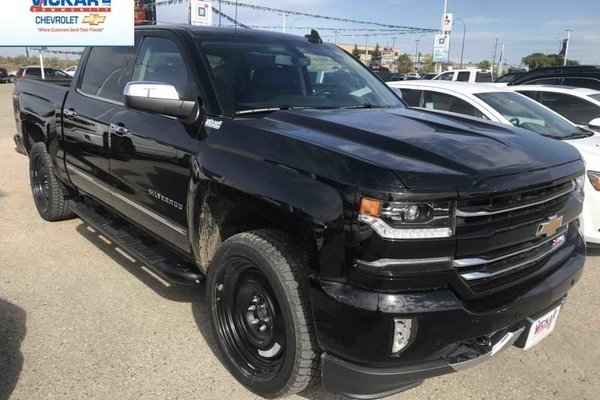 2018 Chevrolet Silverado 1500 LTZ  -  Heated Seats - $434.23 B/W
