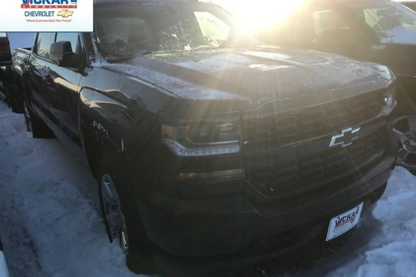 2018 Chevrolet Silverado 1500 Custom  -  Bluetooth - $357.13 B/W
