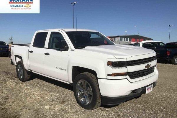 2018 Chevrolet Silverado 1500 Custom  - $274.54 B/W