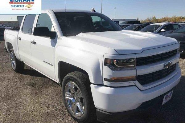2018 Chevrolet Silverado 1500 Custom  -  Bluetooth - $318.67 B/W