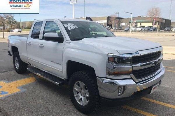 2018 Chevrolet Silverado 1500 LT  - $346.32 B/W