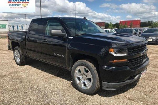 2018 Chevrolet Silverado 1500 Custom  - $359.51 B/W