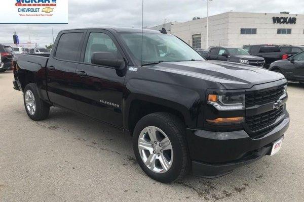 2018 Chevrolet Silverado 1500 Custom  - $304.30 B/W
