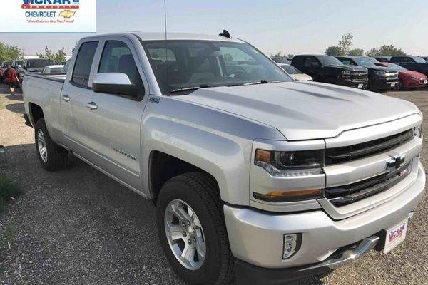 2018 Chevrolet Silverado 1500 LT  - $302.00 B/W