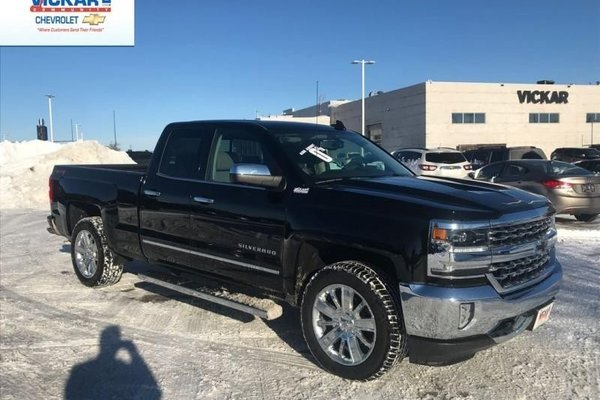 2018 Chevrolet Silverado 1500 LTZ  - ONLY $139wk!