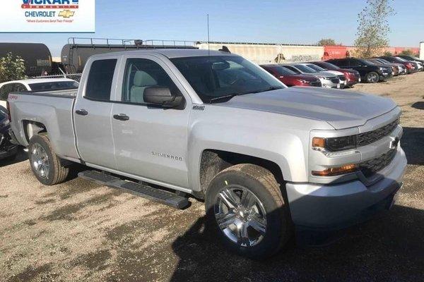 2018 Chevrolet Silverado 1500 Custom  - $276.38 B/W