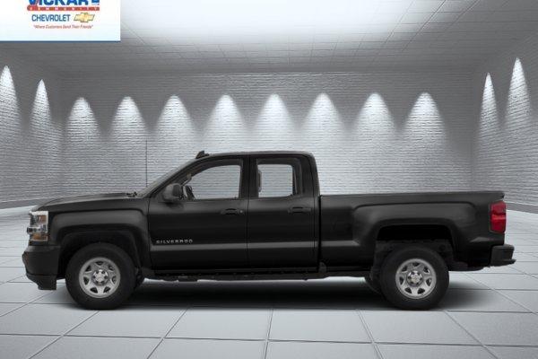 2018 Chevrolet Silverado 1500 Work Truck  - Cruise Control - $267.24 B/W